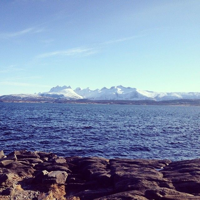 The bay, Bodø, Norway