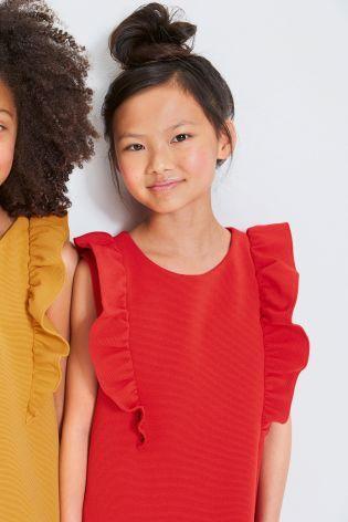 Buy Ruffle Dress (3-16yrs) online today at Next: Australia