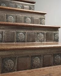 stairs tiled
