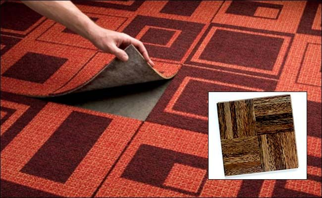 Carpet Squares Ideas For Work Out Room