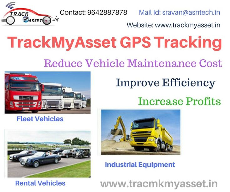 Now you can easily Ensure your Vehicles Security with our Real-Time Vehicle Tracking System! Real-Time Tracking of Vehicles can Improve Vehicles Efficiency, Profits and reduce vehicles Maintenance Cost also. We are the most Reputed and Trusted GPS Tracking System Provider and dealing with satisfactory services for our valuable clients. Have a look at our website for more information! http://www.trackmyasset.in #trackmyasset #gpstrackingsystem #gpstrackingsolutions #gpsdevices