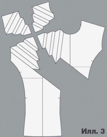 Геометрические конструкции: техника оригами