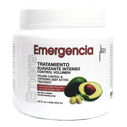 Toque Magico Emergencia Volume Control & Softening Deep Acting Treatment 32 oz $11.69   Visit www.BarberSalon.com One stop shopping for Professional Barber Supplies, Salon Supplies, Hair & Wigs, Professional Product. GUARANTEE LOW PRICES!!! #barbersupply #barbersupplies #salonsupply #salonsupplies #beautysupply #beautysupplies #barber #salon #hair #wig #deals #sales #ToqueMagico #Emergencia #Volume #Control #Softening #Deep #Acting #Treatment