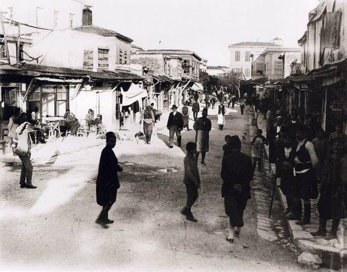 Δείτε τις 155 φωτογραφίες απ' όλη την Ελλάδα, που μπορέσαμε να συλλέξουμε και να σας παρουσιάσουμε | GREEK WORLD MEDIA-Ηράκλειο,λεωφόρος Καλοκαιρινού,1920