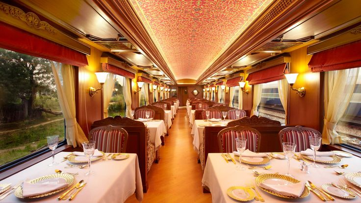 India's finest maharajas express luxury train by IRCTC, Indian Railways tourism wing works as hospitality and tourism partner for Indian Railway and serves luxurious train tours in India to its global customers.