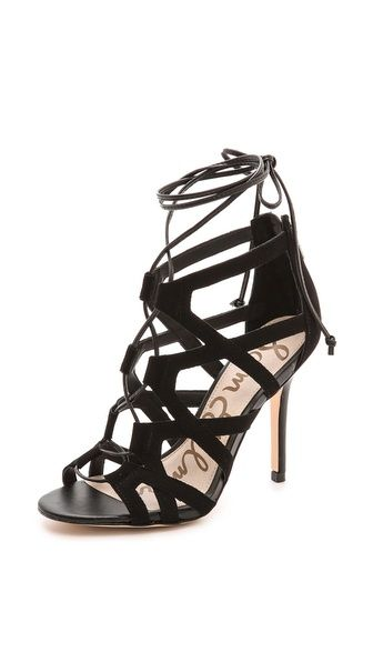 Sam Edelman Almira Lace Up Sandals