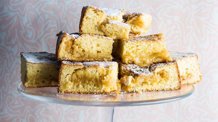 Ooey Gooey Butter Cake Recipe | Bon Appetit