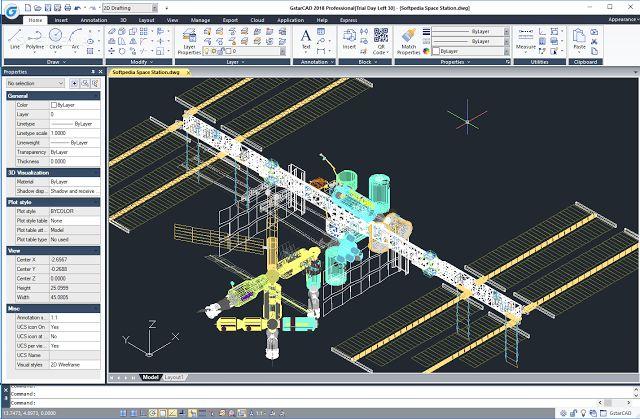 GstarCAD Computer Aided Design Computer Aided Engineering Original link http://ift.tt/2jiuRuY