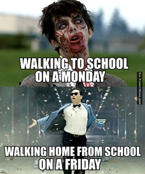 11 best School memes that are relatable images on ... Funny Memes About School