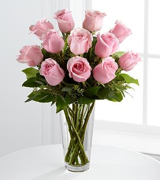Put these perfect roses in a silver vase from Z Gallerie and...perfect elegance.
