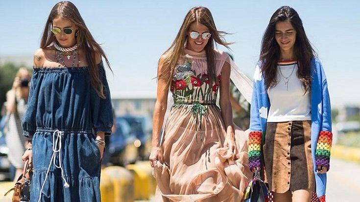 Одежда для хиппи – как возродить 70-е годы Тренд 2018,  #женщины #новыепрически #прически #стрижки #трендовыепрически,     70-е годы являются одним из тех самых вдохновляющих и проверенных десятилетий, к�…