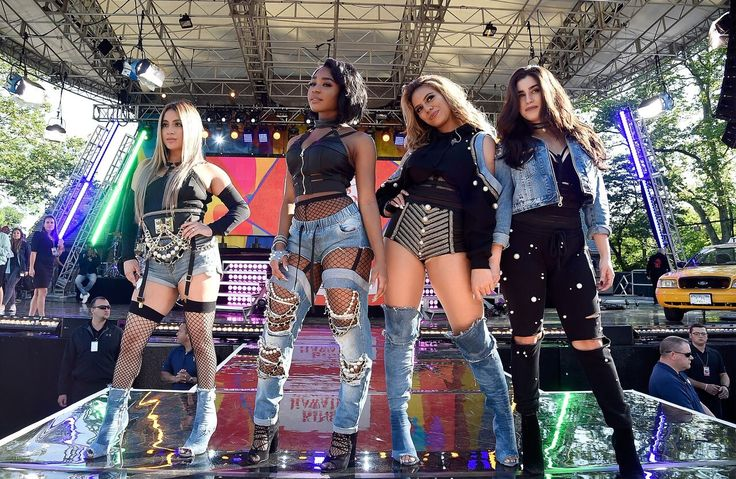 Fifth Harmony on GMA