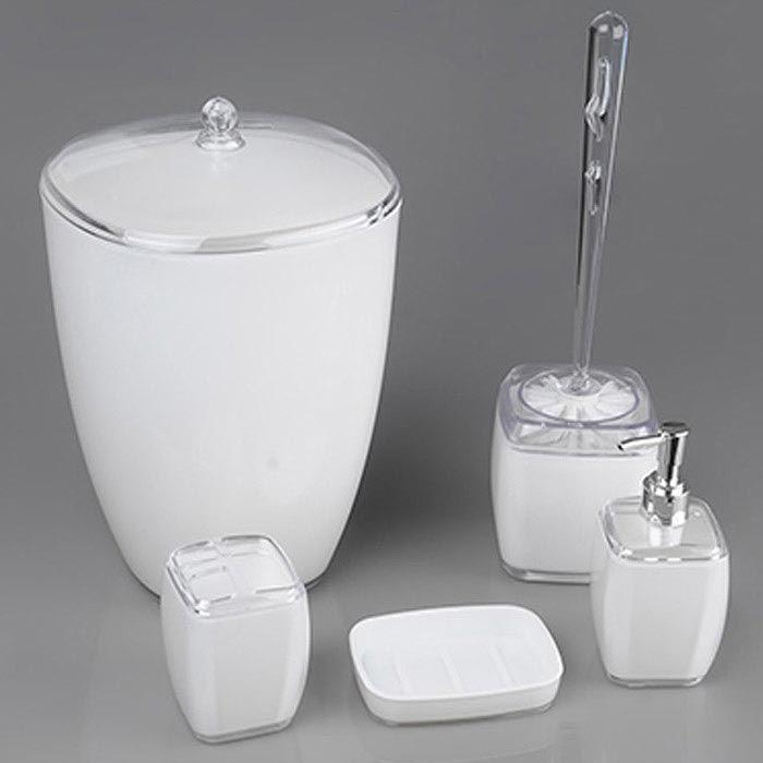 Banyonuzun daha kullanışlı hale gelmesini sağlayan bu banyo seti ürünleri sayesinde banyolarınız hem daha şık olacak, hem de daha pratik bir hal alacak.