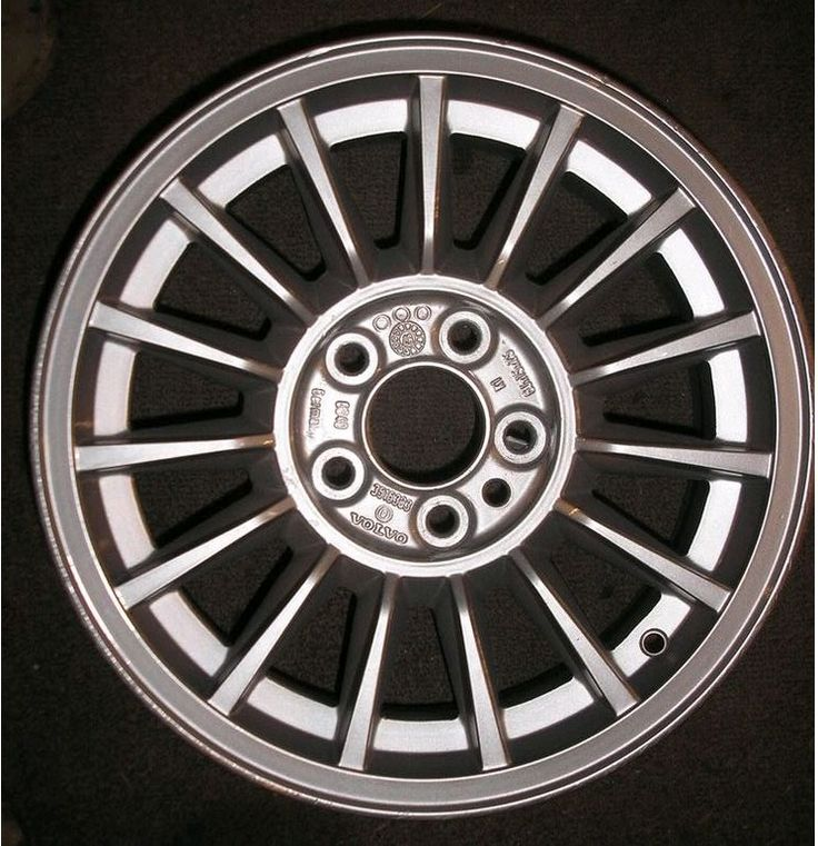 "17 Best Images About 15"" Volvo Wheels (5 X 108) On"
