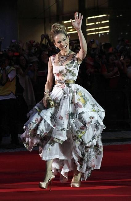 I NEED TO HAVE THIS DRESS! Vivienne Westwood is my fashion spirit animal