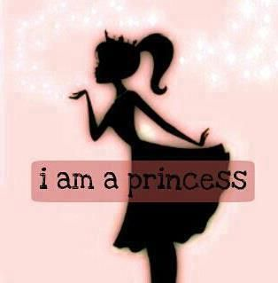 Shining Pink Beautiful Girl True Princess My Glamour