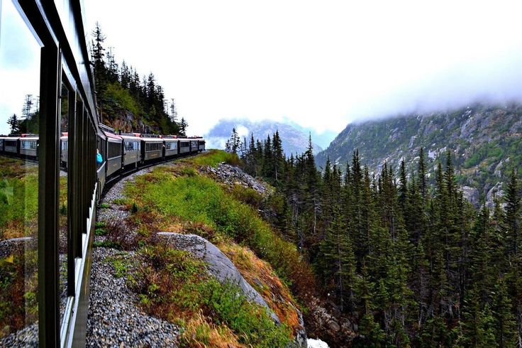 Most Scenic Train Rides - Ireland, South Africa, UK, West Coast, Peru, Canada, Grand Canyon