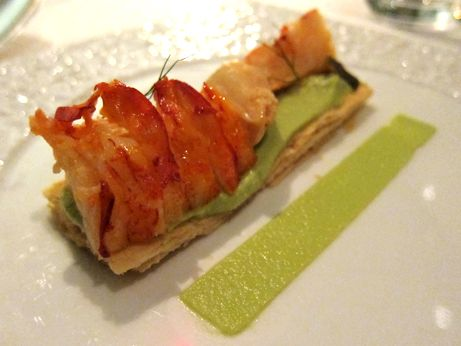 NYC Restaurant Reviews » The Modern at MoMA – American (New)/French – Midtown West