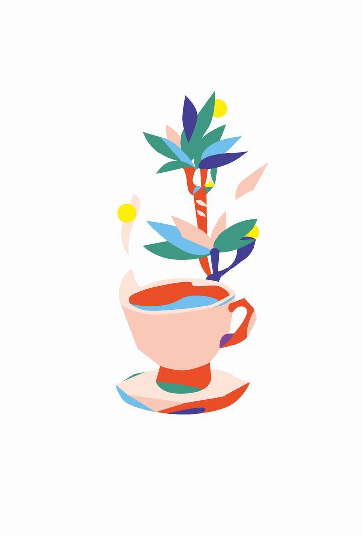 Tea time - 부윤희