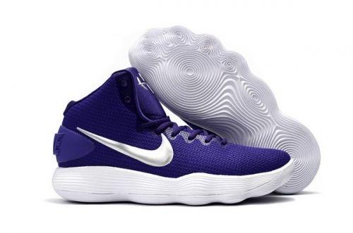 838c83dd7372 Nike Hyperdunk 2017 Mid Purple White For Sale