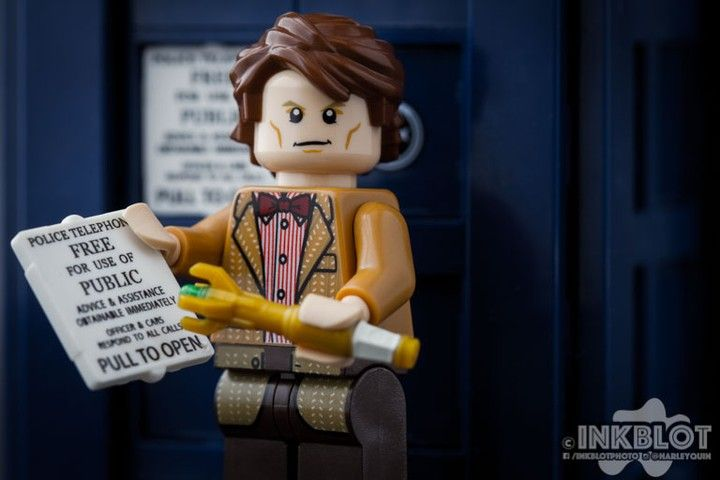 Dr Who... a paradox waiting to happen. Otherwise known as a Wibbly Wobbly Timey Wimey... Lego 365 (Year 6 OMG) #lego #lego365  To see more Lego photos and buy prints check out: www.inkblot.photo  #toyphotography #minifig #macro #afol #toycrewbuddies #CanonNZ @canon.nz #canon5dmkiv #5dmkiv #legoart #toy_alliance #aucklandcameracentre #toyhumor #brickcentral #brickset #dphotonz #brickinsider #toygroup_alliance #toyunion #tgif_lego @lego #doctorwho #tardis #paradox #timelord #timeparadox…