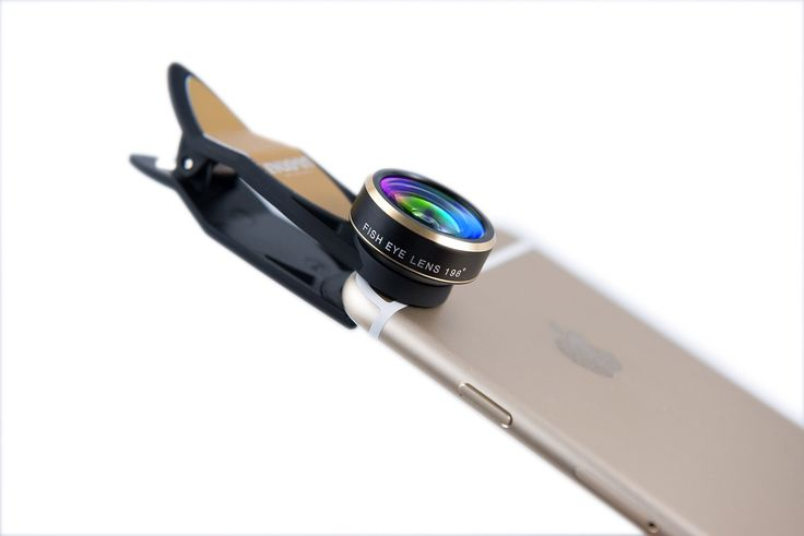 Phone Camera Lens 3 In 1 Kit by Enjoyit | Universal Magnetic Clip | 198° Fisheye Camera lens | 0.63X Wide Angle Camera lens | 15X Macro Camera lens | For iPhone, Samsung Galaxy, iPad, Tablets | Golden. TINY CLIP WITH POWERFUL MAGNETIC SURFACE. Our lens attach around the clip with magnetic, so that ease of installation and use. No damage to your phone lens and smartphone\cellphone. Just choose your lens and start snapping creative amazing images. SUPER FISHEYE LENS IS A FUNNY PHOTO PROPS…