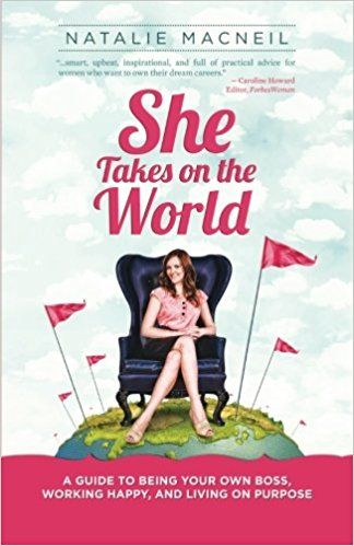 She Takes on the World: Natalie Macneil: 9780741471871: Amazon.com: Books