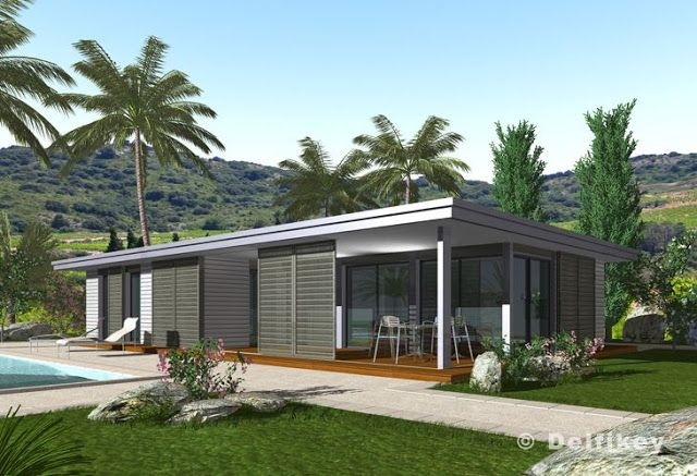 Las 25 mejores ideas sobre casas industrializadas en for Modelos de viviendas