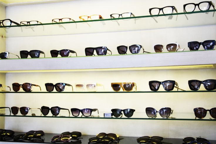 Shopping for accessories in Seminyak, Bali