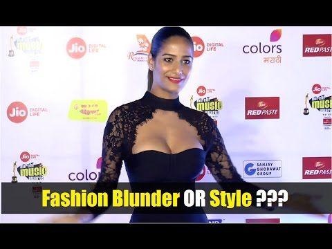 Poonam Pandey's Dress at Marathi Mirchi Music Awards 2017 | Fashion Blunder or Style ?    Click here to see the full video > https://youtu.be/gExJODDIS-M    #poonampandey #bollywood #bollywoodnews #bollywoodnewsvilla