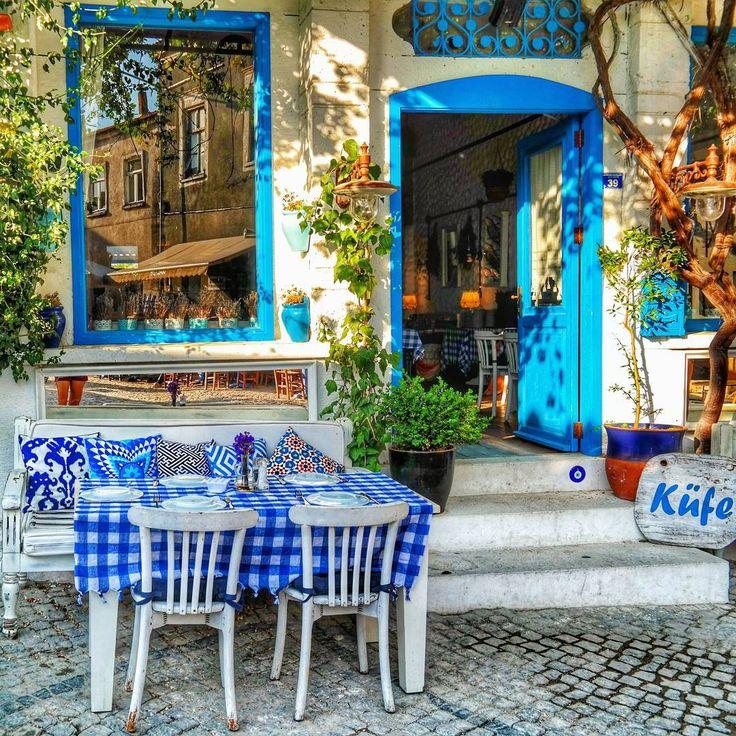 G'morning/Gunaydinn ☕ #Alacati #izmir