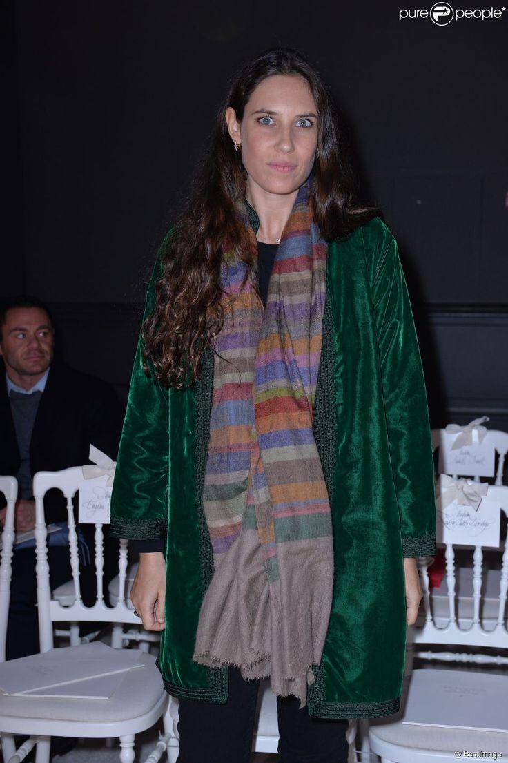 Tatiana Santo Domingo - Paris Fashion Week - January 2015