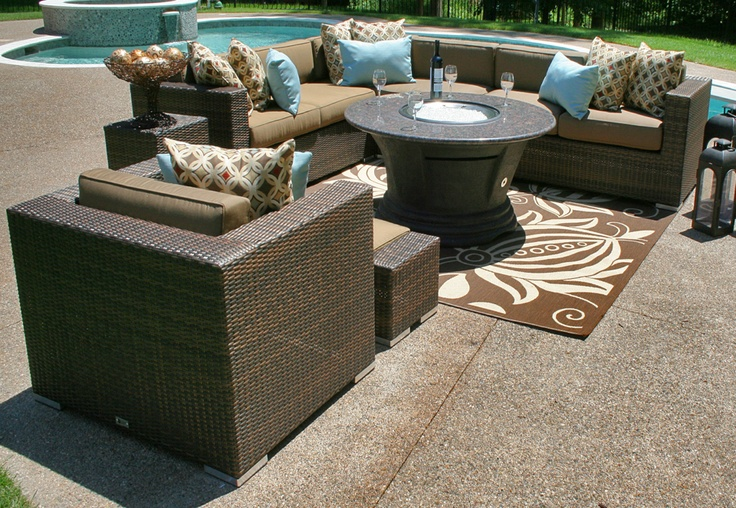 The Palmetto Collection All Weather Wicker Patio Furniture