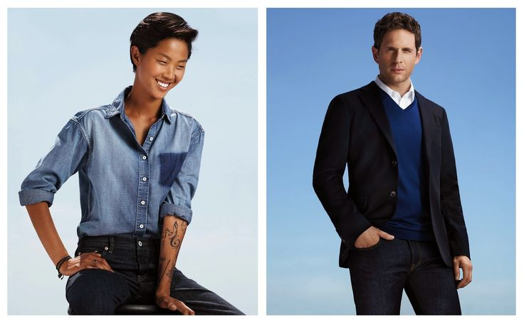 Fashion of Philly: Uniqlo F/W 14 People Campaign