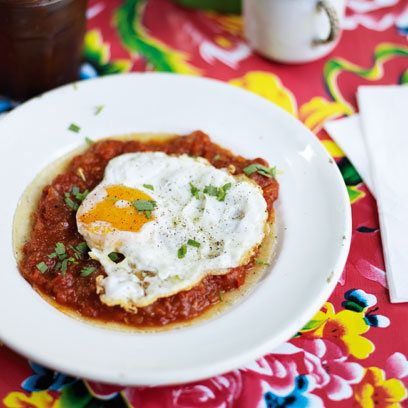 Great Mexican breakfast recipe. Find more recipes here or on RedOnline.co.uk.
