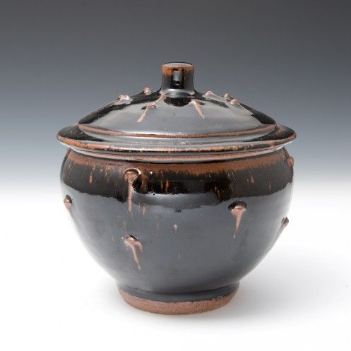 Phil Rogers - Lidded Bowl