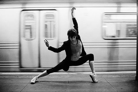 The Ballerina Project. A beautifully done photography series featuring ballerinas.
