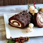 Resep Bolu Gulung Coklat Spesial Natal Resep Bolu Gulung Coklat Spesial Natal Resep Kue Batang Pohon Khas Natal Buche De Noel Resep Kue