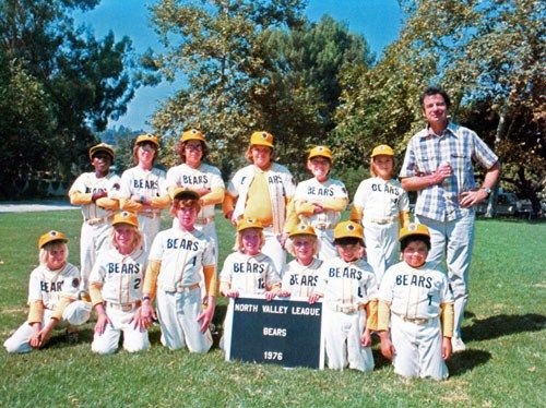 bad news bears team photo - Google Searc
