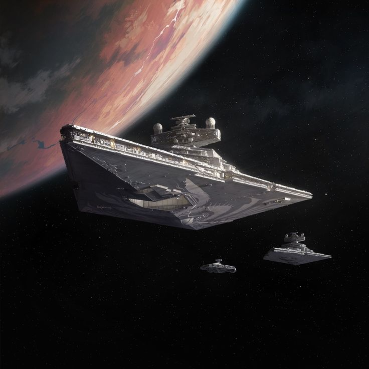 Star Wars: The Imperial Fleet