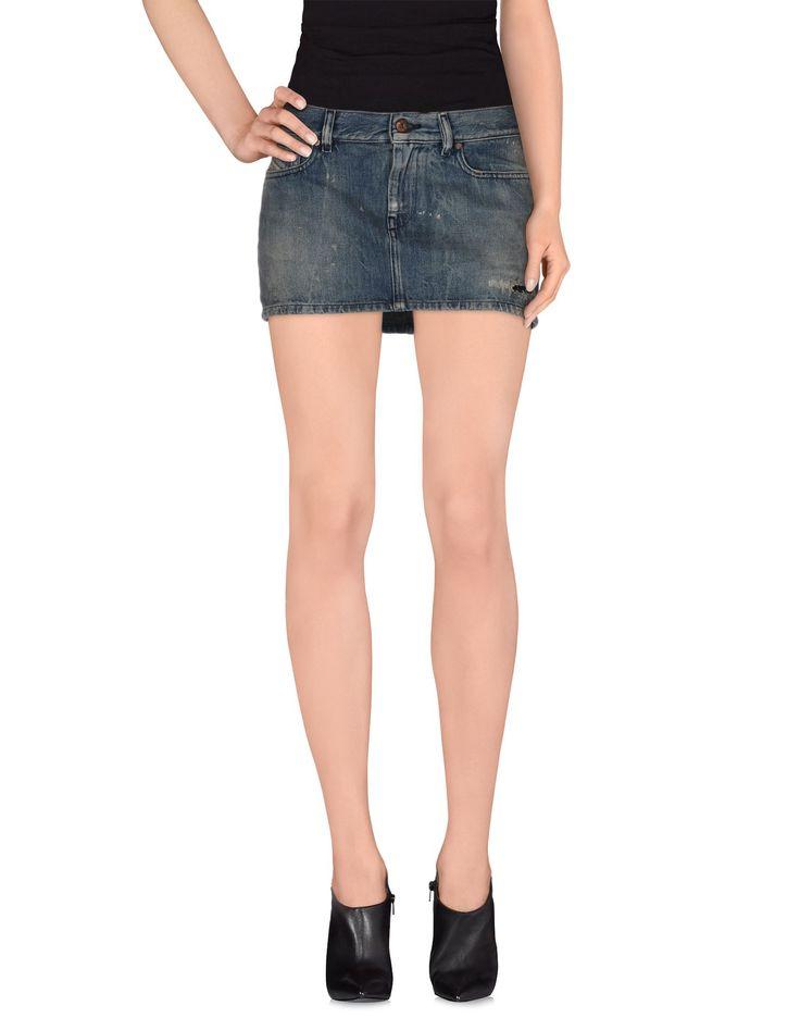 Diesel Denim Skirt - Women Diesel Denim Skirts online on YOOX United States