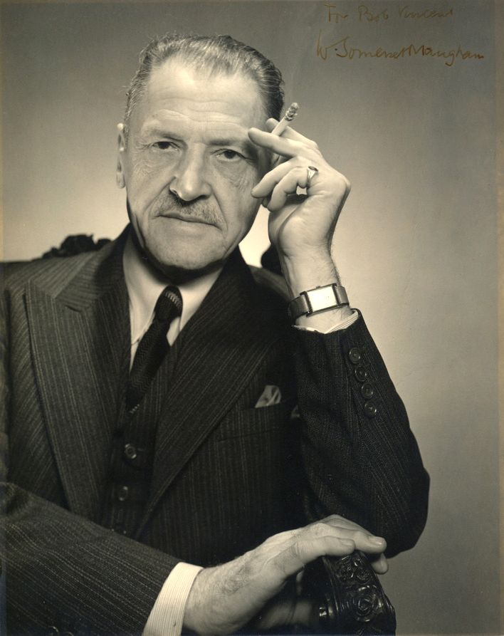 william somerset maugham louise William somerset maugham, ch better known as w somerset maugham, was a  british playwright, novelist and short story writer he was among the most.