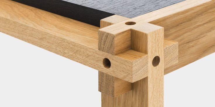 Prinzip einer Architektur Tischgruppe - Werner Blaser - Editionen - LÖFFLER GmbH