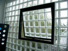 Opening Glass Brick Window Inside Glass Brick Wall.jpg (225×169)   [DETAIL] Window   Pinterest ...