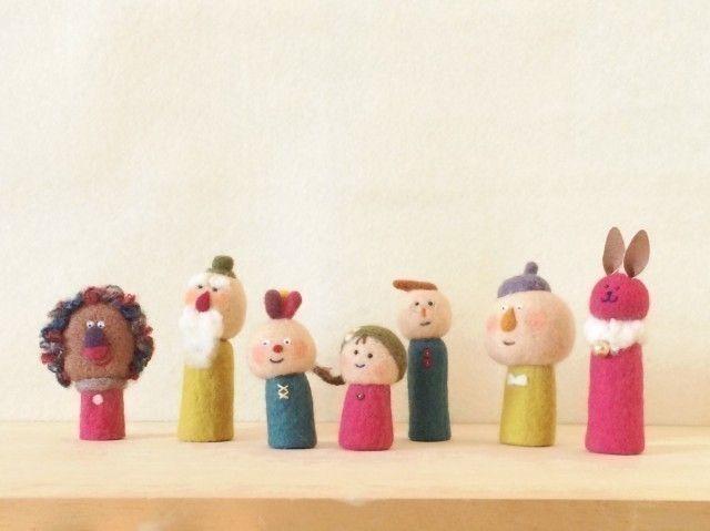 Puppe-land 指人形たちの国