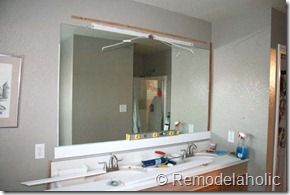 Framing+A+Large+Bathroom+Mirror