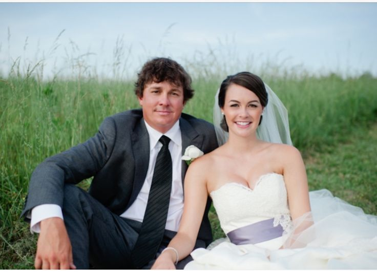 Jason Dufner and Amanda wed in 2012