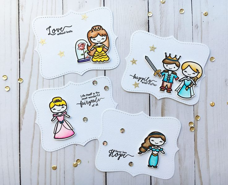 Sweet Stamp Shop   Prince\Princesses