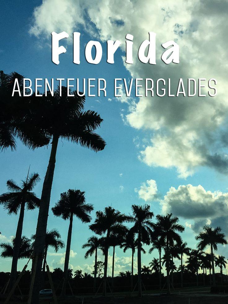 Vierte Etappe unserer Florida mit Kind und Kegel Rundreise waren die Everglades. Dort haben wir neben der Bekanntschaft mit tausenden von Moskitos beim Airboat Ride sogar Alligatoren in freier Wildbahn gesehen. Mehr dazu im Blog: http://mrsberry.de/florida-4-alligatoren-everglades/