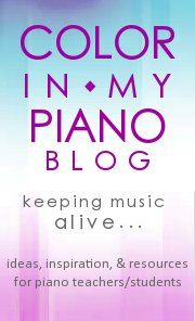 A blog with ideas and resources for piano teaching.